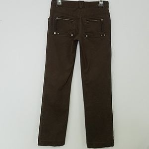 876e630184 Sisley Pants - Sisley Brown Pants Size 2